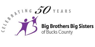 Big Brothers Big Sisters of Bucks County logo