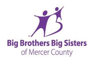 Big Brothers Big Sisters of Mercer County logo