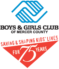 Boys & Girls Club of Mercer County logo