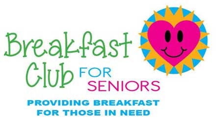 Breakfast Club for Seniors logo