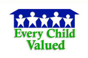 Every Child Valued logo