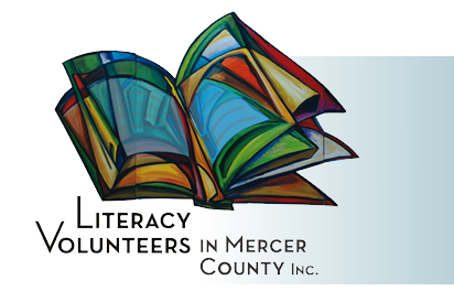 Literacy Volunteers in Mercer County logo