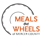 Meals on Wheels of Mercer County logo