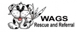 WAGS Rescue & Referral logo