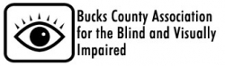 Bucks County Association for the Blind and Visually Impaired logo