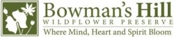 Bowman's Hill Wildflower Preserve logo
