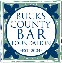 Bar Foundation of the Bucks County Bar Association logo