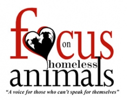 Focus on Homeless Animals logo