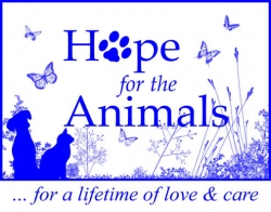 Hope for the Animals logo